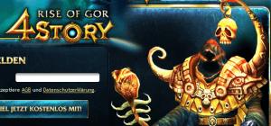 4Story - das Fantasy Browsergame