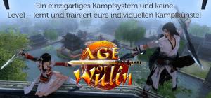 Age of Wulin das Browsergame ohne runterladen direkt spielen