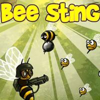 Bee Sting - das lustige Bienen-Ballerspiel
