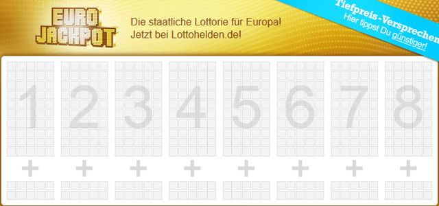 Lotto spiele bei Lottohelden
