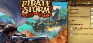 Werde jetzt Pirate bei Pirate Storm und spiele kostenlos in den Weltmeeren