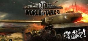 Spiele kostenlos World of Tanks mit deinen Freunden