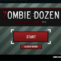 ZombieDozen das Geschicklichkeits Baller Spiel